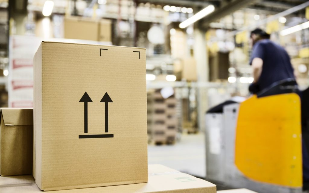 fulfillment dienstleister warenlager logistik